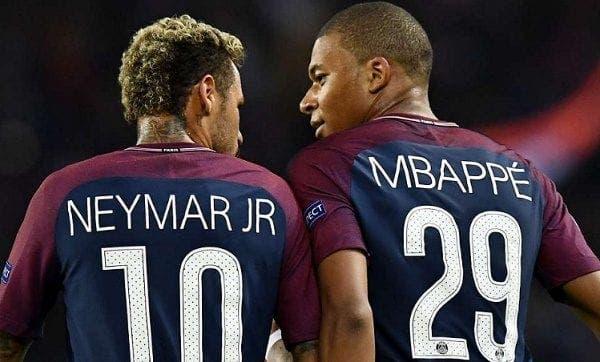 Neymar y Mbappé en la mira del Real Madrid