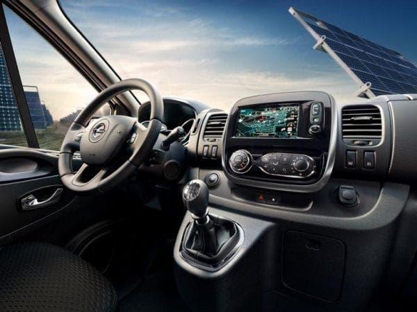 Opel Vivaro 2021