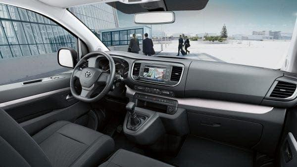Toyota Proace 2020