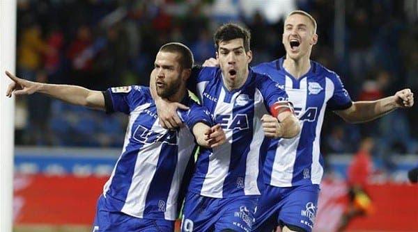 Plantilla Alavés para la temporada 2018-2019