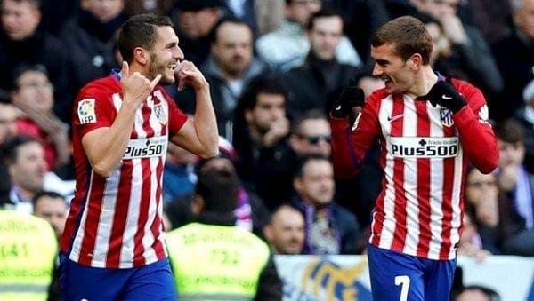 Plantilla Atlético de Madrid para la 2018-2019