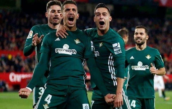 Plantilla Betis temporada 2018-2019