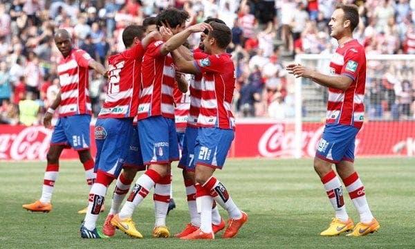 Plantilla Granada CF 2019