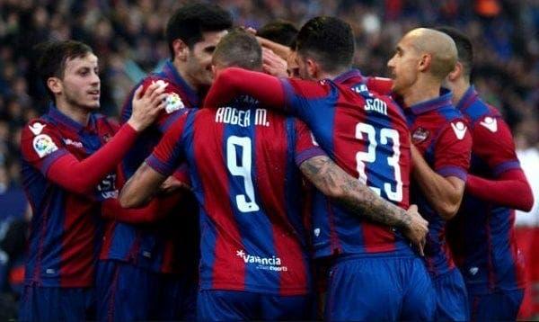 Plantilla Levante UD temporada 2019
