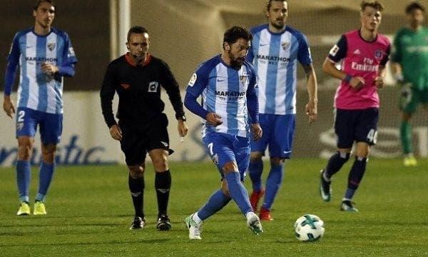 Plantilla Málaga CF 2019