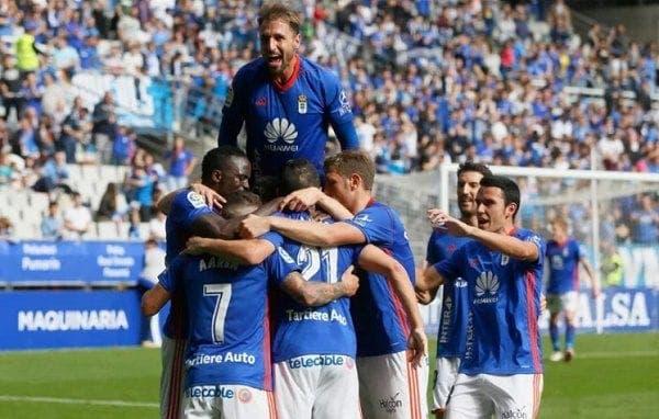 Plantilla Real Oviedo 2019