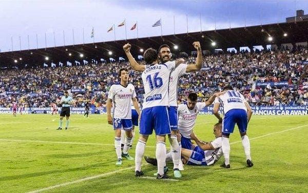 Plantilla Real Zaragoza para la 2019