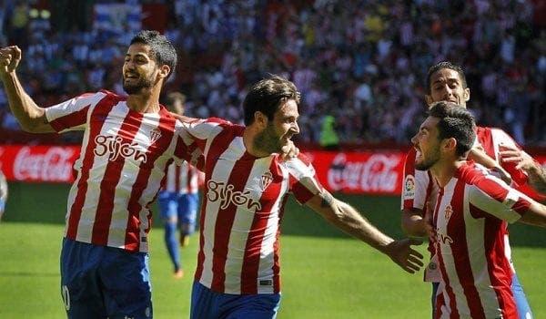 Plantilla Sporting Gijón 2019