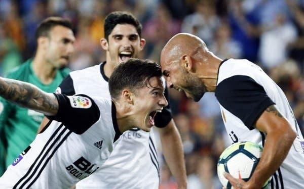 Plantilla Valencia CF 2019
