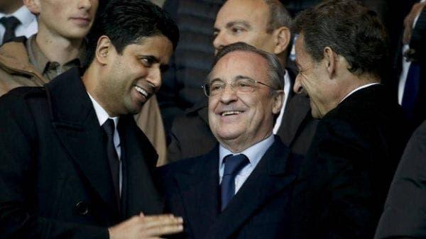 Presidente del PSG y del Real Madrid