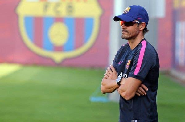 El número 2 del Barça quiere hablar con Luis Enrique