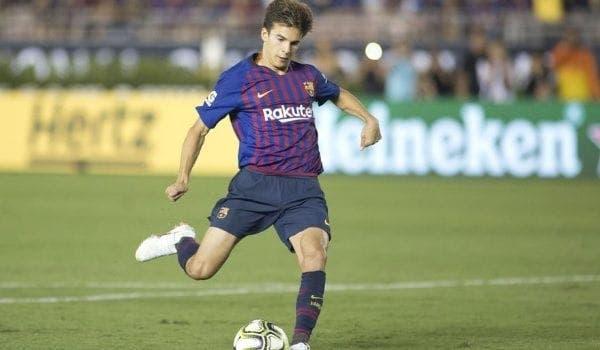 Riqui Puig FC Barcelona