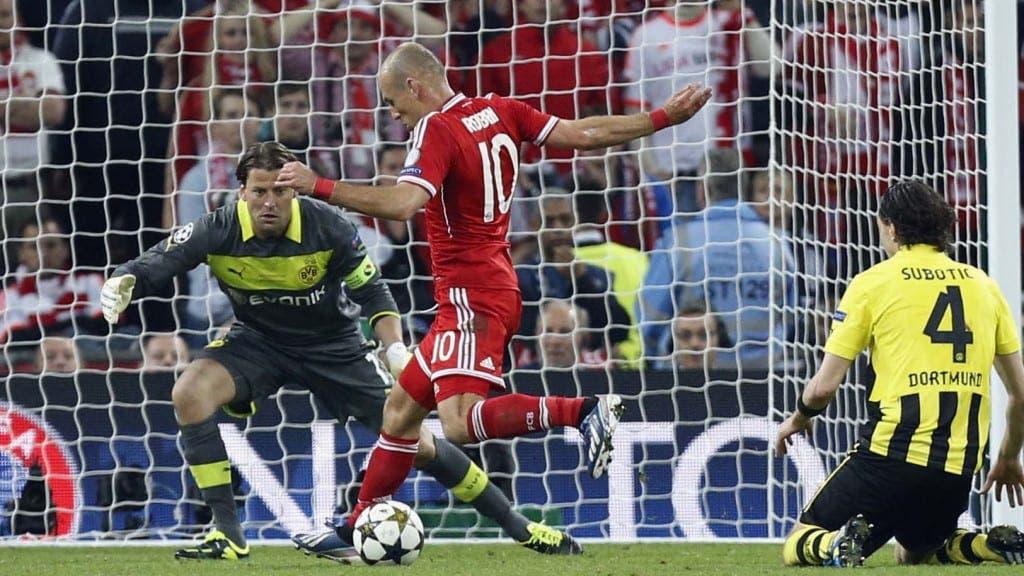 Robben - Bayern de Múnich