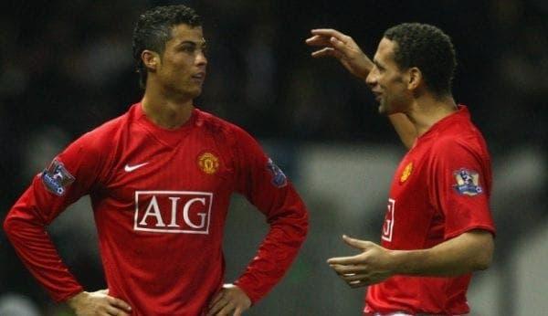 Ronaldo en el United