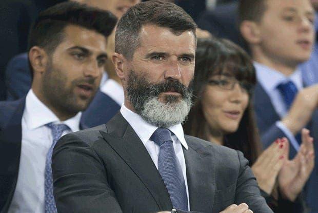 Roy Keane. Agencias.