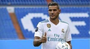 Salida de Theo Hernández del Real Madrid