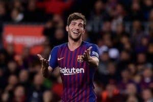 El fichaje del FC Barcelona para instalar a Sergi Roberto en el medio