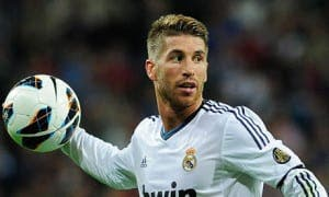Sergio Ramos, Real Madrid v Deportivo La Coruna