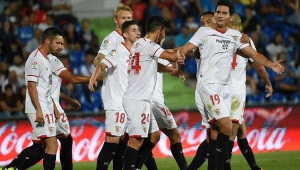 Sevilla FC plantilla temporada 2018-2019