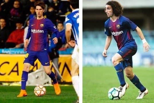 Sustitutos Digne FC Barcelona
