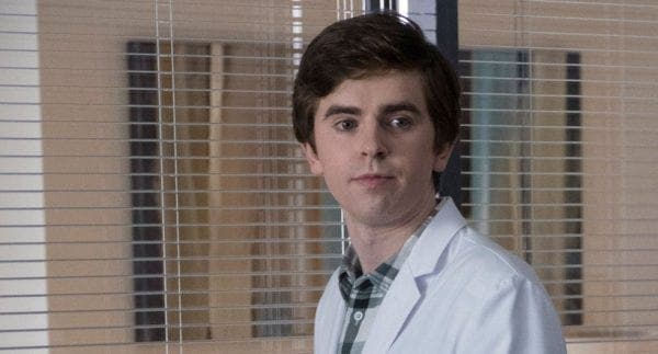 tragedia Good Doctor