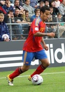 Thiago selección
