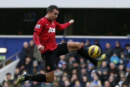 Van Persie - Manchester United