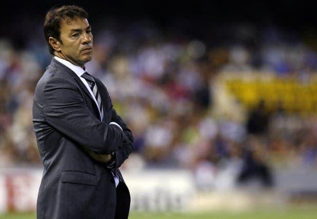 Abel Resino, nuevo entrenador del Granada / Agencias