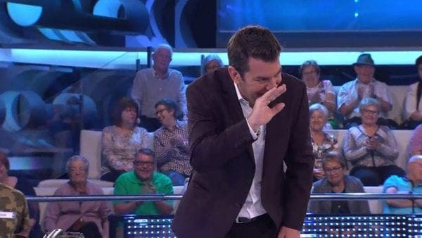 Concursante escurridizo Ahora Caigo Arturo Valls