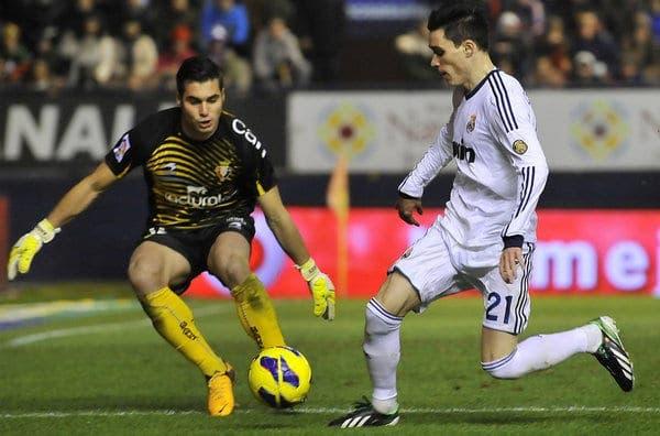 La excelente temporada de Andrés no ha pasado desapercibida en Italia. Foto: Álvaro Barrientos - AP