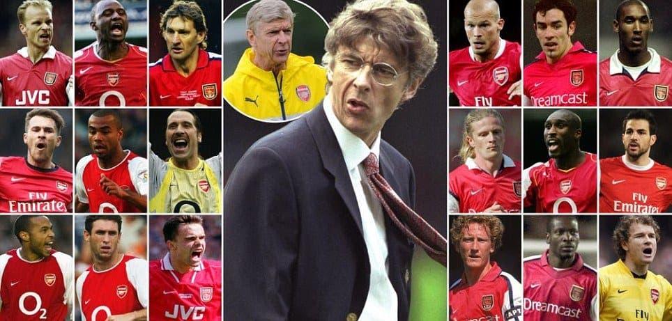La leyenda de Wenger en Londres. Agencias.