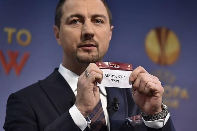 Sorteo UEFA Europa League  / Agencias