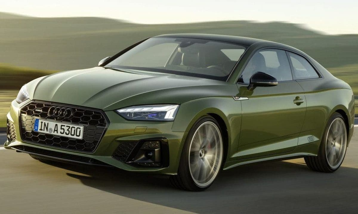2021 Audi A5 Coupe Release