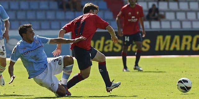 Balaídos es estadio maldito para Osasuna. Foto: Agencias
