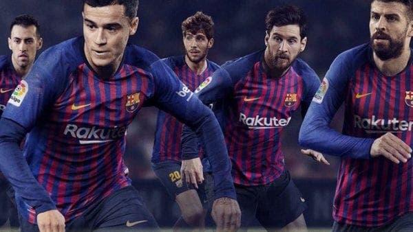 Fc Primera Camiseta Del Barcelona Nike Presenta Nueva 2019 wEXqnEvf