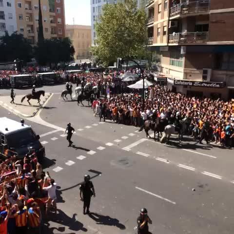 """El Valencia CF rompe todas las previsiones para visitar """"La Jaula"""""""