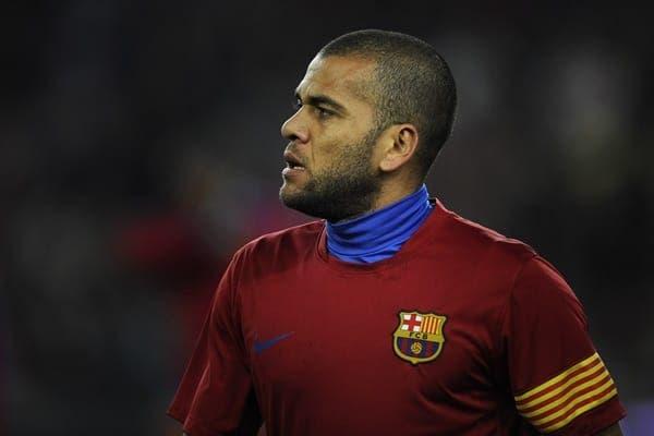 La presencia de Alvés en el FC Barcelona la temporada que viene está en el aire. Foto: Getty Images