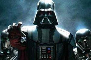 Darth Vader Bad Batch