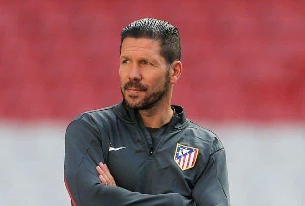 El Atlético comunica que Diego Costa no sufre una rotura muscular