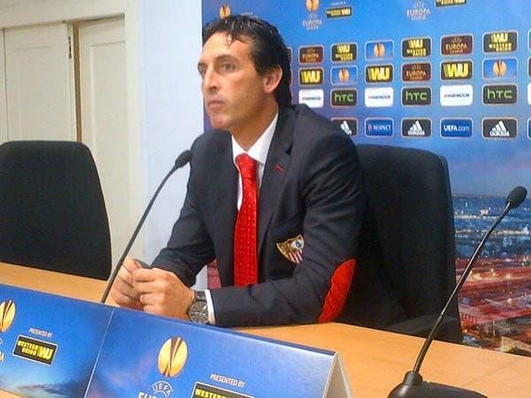 Emery objetivo número uno de un club histórico del Calcio