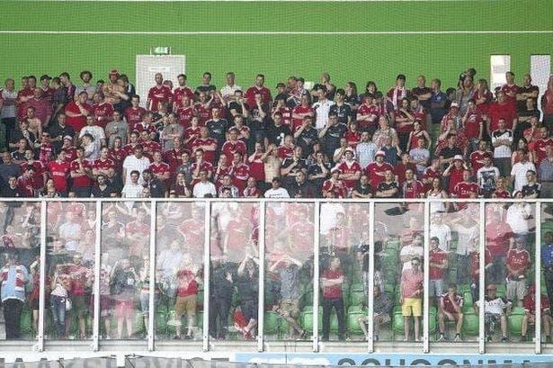 """The Red Army"" en Holanda."