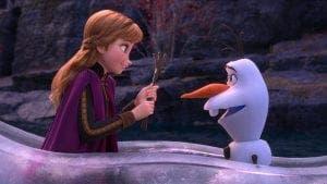 Conmoción mundial en Frozen ¿cómo creó Elsa a Olaf?