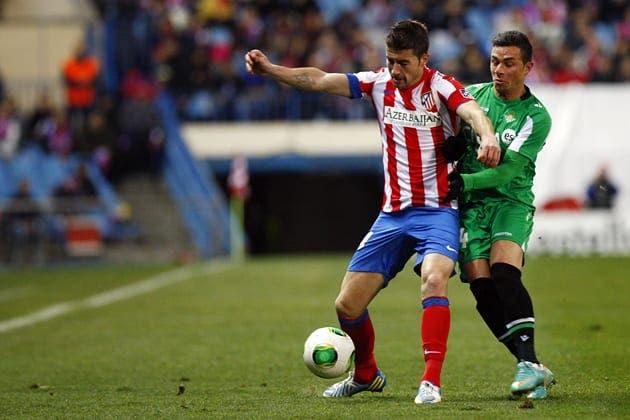 El capitán del Atlético de Madrid cobró en el amaño entre Levante y Real Zaragoza