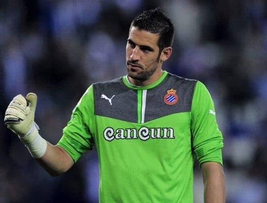 Kiko Casilla es el mejor situado para sustituir a Íker. Foto: Getty Images