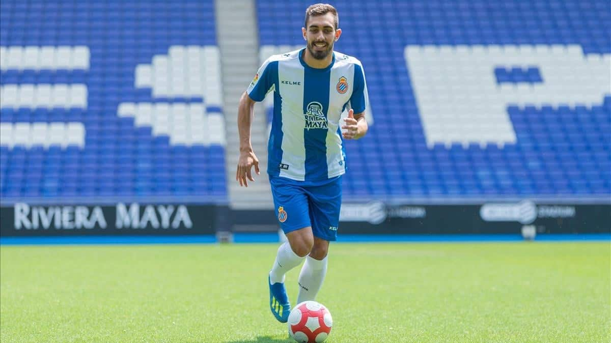 Borja Iglesias Espanyol