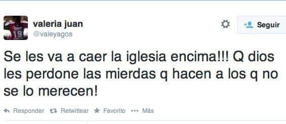 El tweet de la mujer de Éver Banega