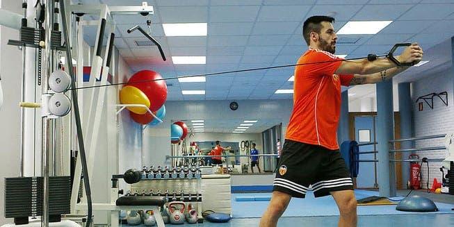El debút de Negredo con el Valencia CF ya tiene fecha