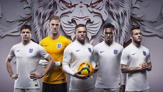 Selección Inglesa