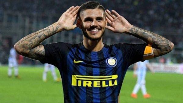 Icardi evalúa demandar al Inter por mobbing