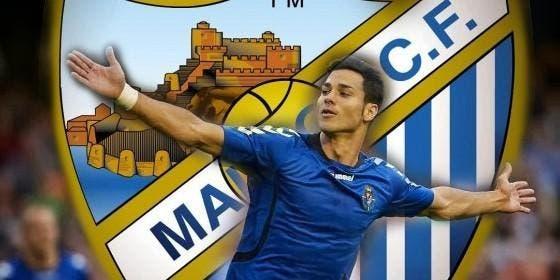 Javi Guerra, nuevo jugador del Málaga / Agencias